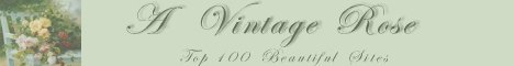 A Vintage Rose - All Things Beautiful for your Home
